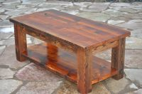 Reclaimed lumber coffee table - Contact us for sizes and pricing
