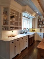 Hand crafted custom kitchen cabinetry