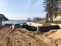 Lake Geneva Waterfront Summer of 2018, another Dream on its way to becoming reality!